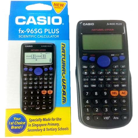 Casio Fx 991es Plus Scientific Kalkulator 2b9k casio scientific calculator fx 96sg plus 10 2 digits