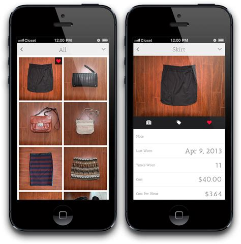 Closet App 5 fashion apps that will keep you stepping out in style