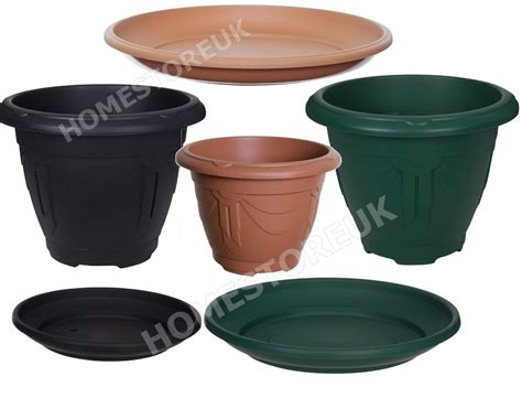 Planter Saucers Plastic by Venetian Plastic Planter Pot Saucer Water Base