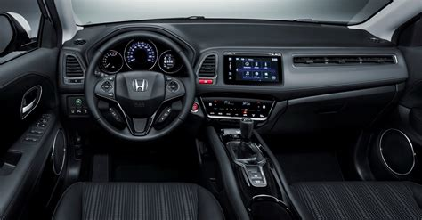 honda dashboard 2017 honda hr v redesign release and changes
