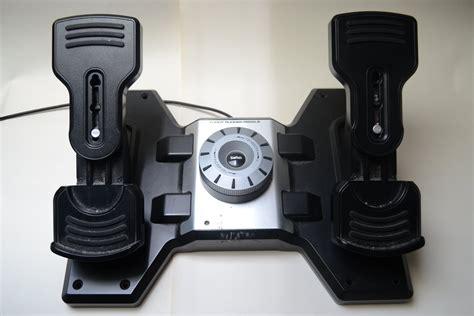Saitek Pro Flight Rudder Pedals saitek pro flight rudder pedals