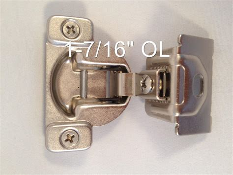 face frame cabinet hinges 10 pairs 1 2 quot 1 7 16 quot compact face frame kitchen