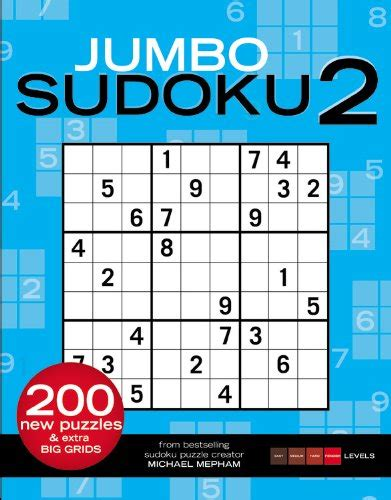 usa today jumbo puzzle book 2 400 brain games for every ebook jumbo sudoku 2 free pdf online download