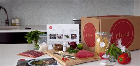 dinner kits ordering gourmet food to cook at home