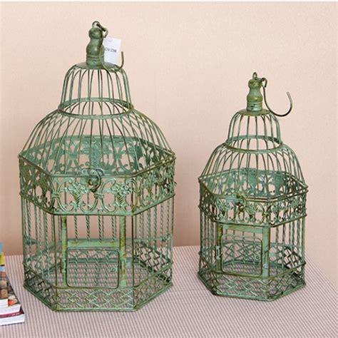 birdcage vintage antique home decorative