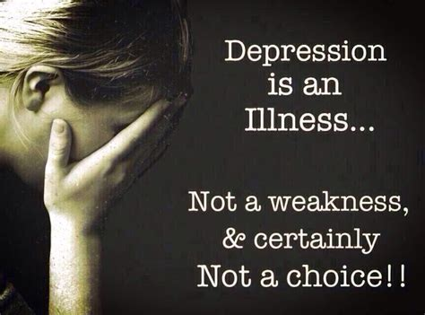 not a choice not depression awareness on twitter quot depression is an illness not a choice endstigma http t