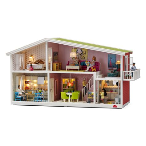 Redecorating Bedroom Lundby Dolls Houses A Modern Twist On A Classic Play Time
