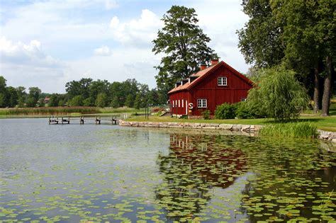 Lakefront House Plans by House In Sweden