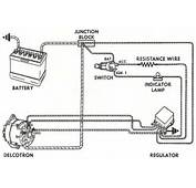 Diagram Is Scanned From A 1970 Buick Service Manual