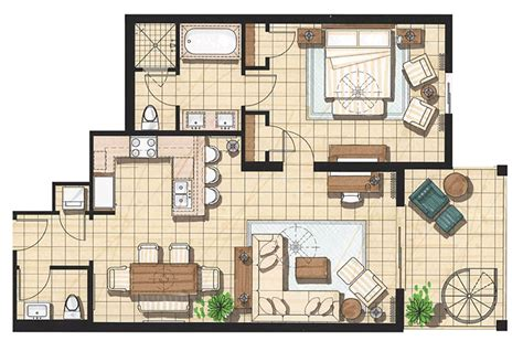 presidential suite floor plan presidential suite plan