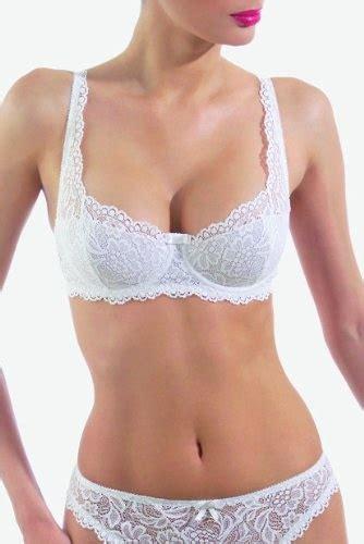Bra Bra Set Bra Kawat Pakaian Dalam ilusion s lace demi cup balconette bra beige 32a products i