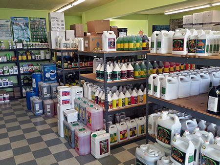 grow shop  anchorage alaskas gardening supply store