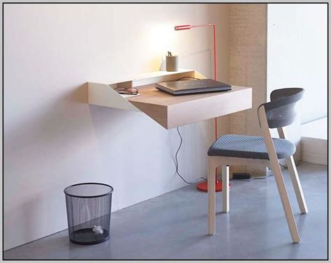 Desk Solutions For Small Spaces Dise 241 Ados Para Espacios Peque 241 Os Decorar Net