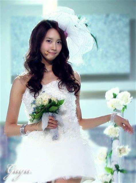 Wedding Dress Kpop by Most Beautiful Idol In Wedding Dress Poll Results Kpop