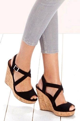 Sandal Heels Garsel E 404 25 best ideas about wedge sandals on wedges