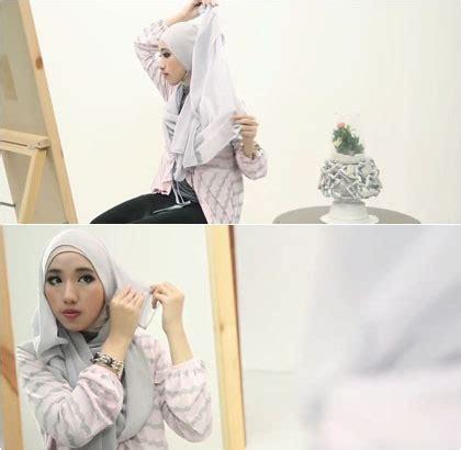 tutorial hijab untuk anak muda tutorial kreasi hijab simpel untuk anak muda shan gya