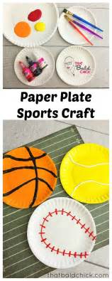 Chart Paper Craft - 25 best ideas about sport craft on sport