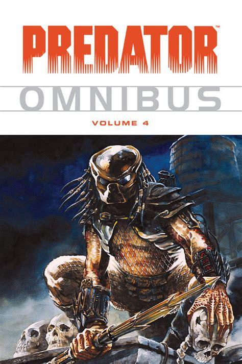 the complete predator omnibus books predator omnibus volume 4 profile comics