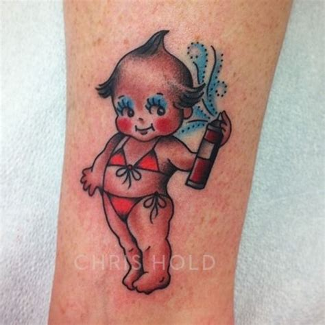 kewpie doll tattoo 35 best images about kewpie tattoos on