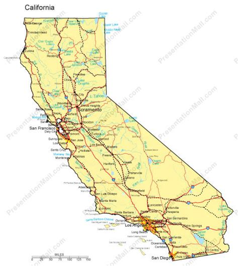 map of california counties and major cities california map counties major cities and major highways