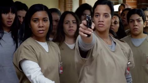V Is The New Black by Orange Is The New Black Season 5 Tv Review Jenji Kohan