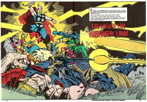 thor by walt simonson comics illustrator of the week walter simonson 171 illustration friday