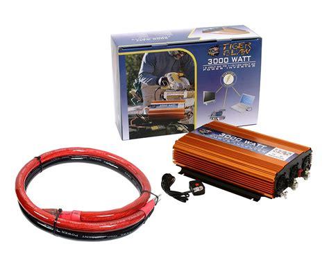 Power Lifier 3000 Watt tiger claw 3000 watt power inverter dc ac 6000 watt peak