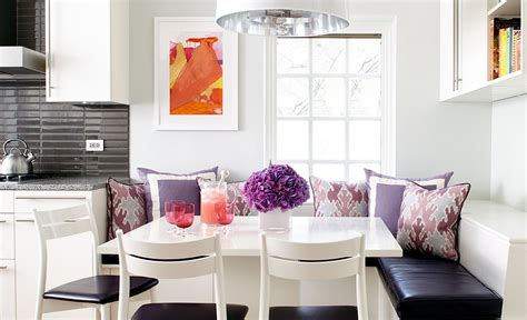 white breakfast nook 8 exquisite breakfast nook ideas to brunch in style