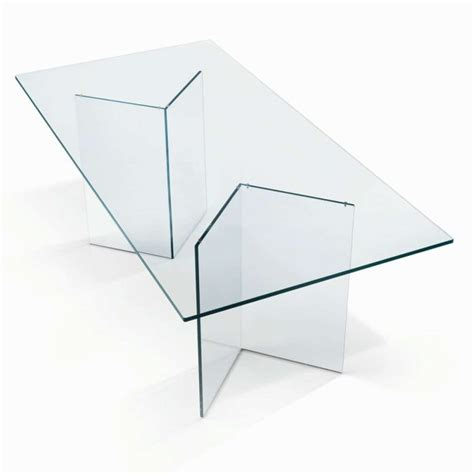 all glass dining table bacco all glass dining table klarity