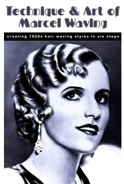 womens hair styles during prohibition marcel waves a new way of curling women s hair during the