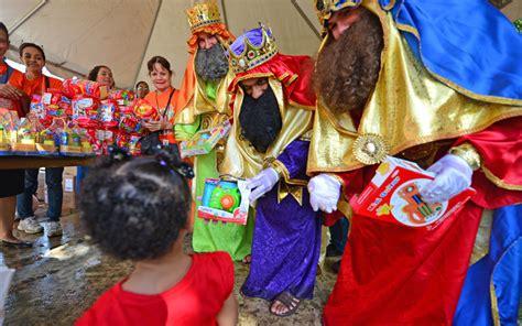 fotos reyes magos puerto rico fiesta de reyes de la fortaleza en fotos