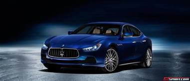Maserati Canada Price Maserati Ghibli Priced From 104 665 Gtspirit