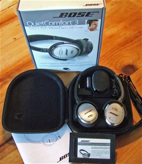 quiet comfort 3 review bose quietcomfort 3 headphones ars technica