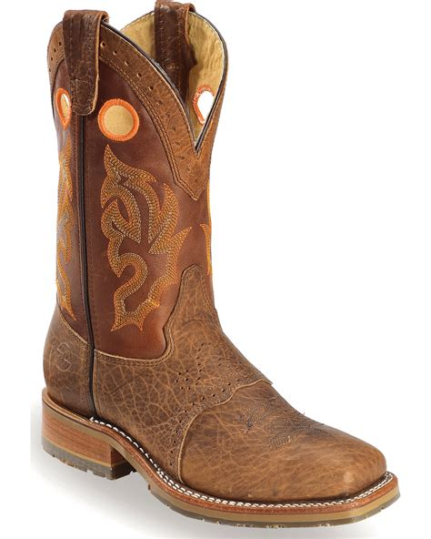 boot barn h s steel toe western boots boot barn