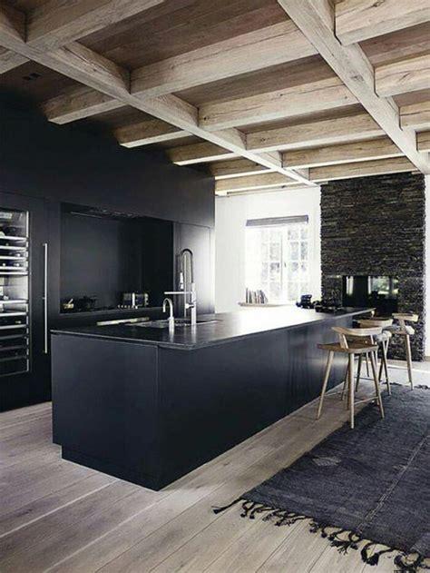 Decoracion Cocinas Ikea #8: 3c-cocina-madera-negra_1.jpg