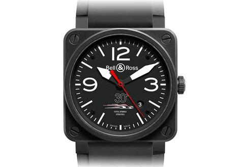 Bell Ross Br03 92 Limited Edition 30 Automobile Swiss Eta bell ross br 03 festival automobile international
