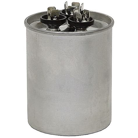 capacitor 40 mfd 370 vac 40 5 mfd 370 vac dual run capacitor motor run capacitors capacitors
