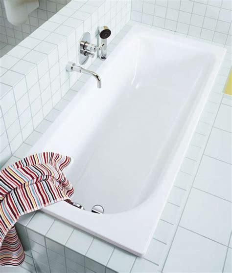 kaldewei bathtub kaldewei eurowa 0 taphole steel enamel bath uk bathrooms