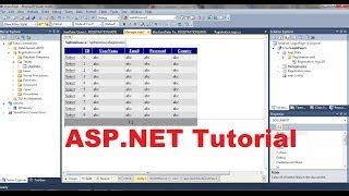 asp net tutorial 8 create a login website creating master asp net tutorial 3 how to create a login website