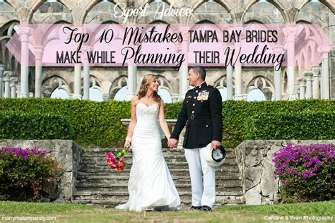 10 Mistakes Brides Make While Planning Their Wedding