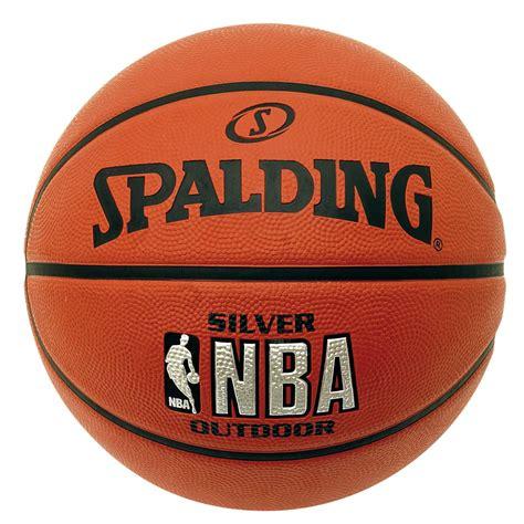 Bola Basket Spalding Nba Coklat Size 7 Murah spalding nba silver outdoor basketball sweatband