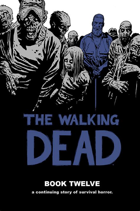 Comic Book 12 walking dead 146 book 12 covers the walking dead