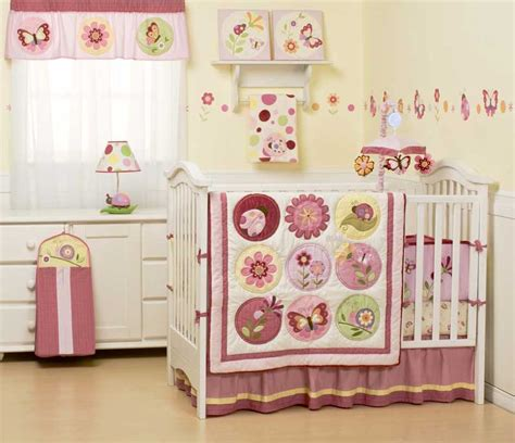 robbie cass 2 baby girls bedroom bedding set and