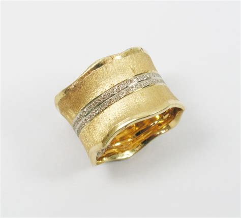 thick gold ring new best 25 wide wedding bands ideas only