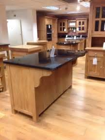 Free Standing Kitchen Island With Breakfast Bar by Uncovering Original Features 1879 House