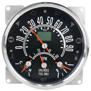 Jeep Speedometer Correction For All The Cj Owners Out There Look New Gauges