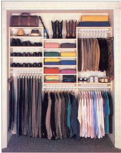 S Closet by Closet On Closet Modern Closet And
