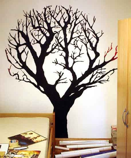 how to paint a mural on a wall rareinterior wall paintings