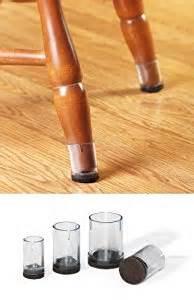 superior Kitchen Chair Leg Floor Protectors #1: 41jhF6x3dpL._SY300_.jpg