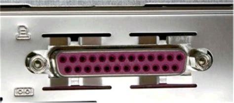 pc con porta parallela le porte computer parte 2 porte parallele e porte usb
